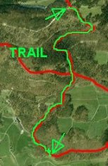 Naturpark Thal Bike Trail